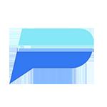 Polx logo crypto