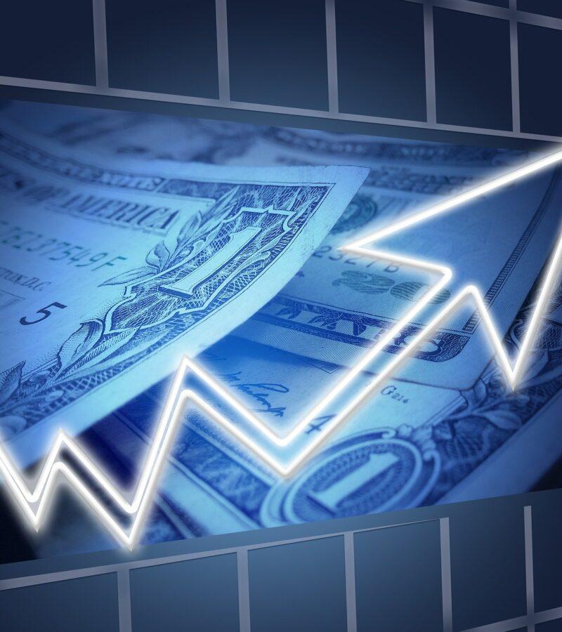 Totale crypto marketcap stijgt boven triljoen dollar