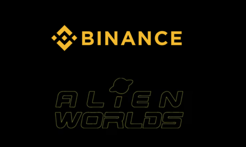 Alien Worlds (TLM) staken in de Binance Launchpool