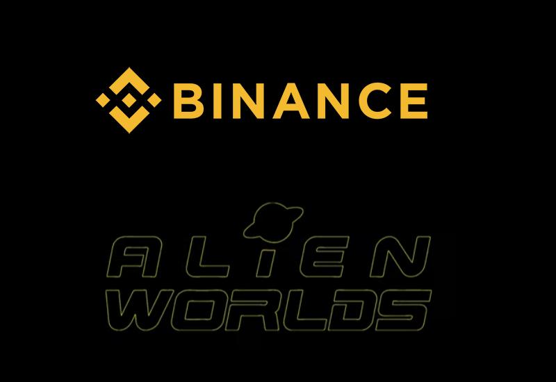 Alien Worlds (TLM) staken in de Binance Launchpool
