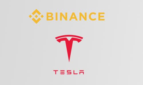 Binance opent Stockmarkt met Tesla (TSLA) tokens